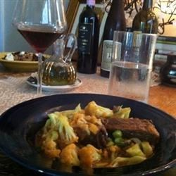 Chef John's Curried Short Ribs and Cauliflower
