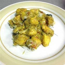 Slow Cooker Coconut Curry Chicken Recipe