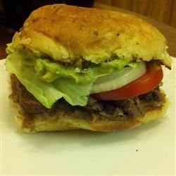 Mexican Steak Torta Recipe