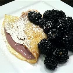 Fancy Pancakes Recipe