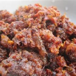 Sambal Sauce Recipe