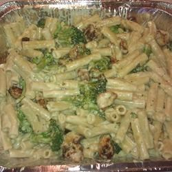 Ziti Chicken and Broccoli Recipe
