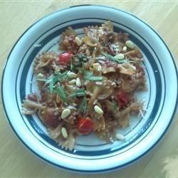 Mediterranean Farfalle Recipe