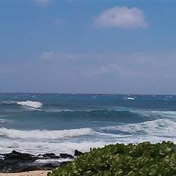 Bellows AFB Beach, Hawaii