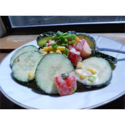 Wally's Cucumber Salad Recipe