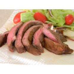 Grilled Skirt Steak with Homemade Asian Barbeque Marinade Recipe
