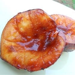 Photo of Barbequed Peaches by Chef John