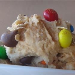 Peanut Butter Treasure (Cookie Dough) Dip