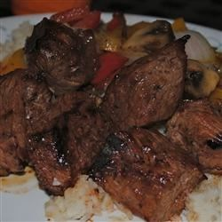 Doreen's Teriyaki Steak Marinade