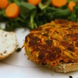 Photo of Carrot Burgers by L-GANT