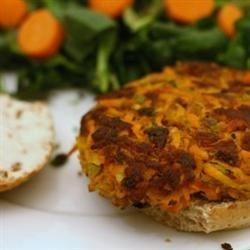 Carrot Burgers Recipe