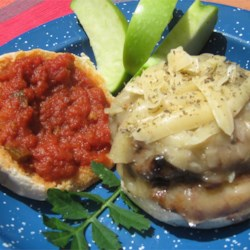 Emily's Pizza Burgers Recipe