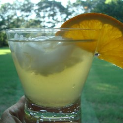 Springtime Citrus Cooler Recipe