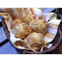 Rhubarb Muffins I Recipe