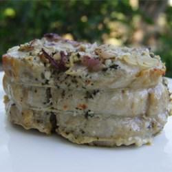 Wine and Dijon Marinated Pork Loin