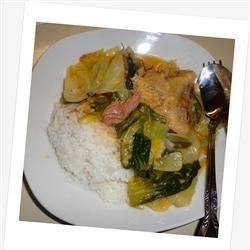 Kare Kare Pata (Oxtail Stew) Recipe