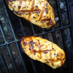 Zesty Grilled Garlic-Herb Chicken Recipe