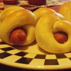 Pretzel Dogs Recipe