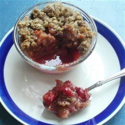Photo of Individual Fruit Crisp by Connie