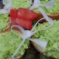 Edamame and Avocado Spread Recipe