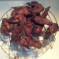Honey Fried Chicken Recipe