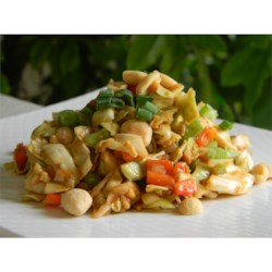 Photo of Asian-American Slaw With Peanuts and Jalapenos by prisci
