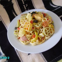 Pasta Salad a la Honeybear Recipe