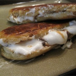 S'more Sandwiches Recipe