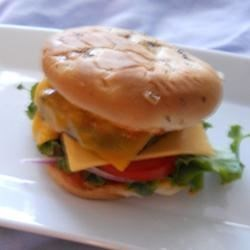 Best Barbequed Burgers Recipe