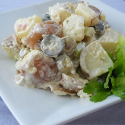 Diane's Scotch-Irish Potato Salad Recipe