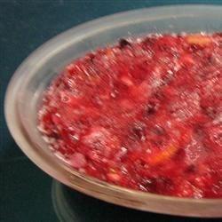 Cranberry Sauce III Recipe