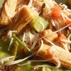 Nicola's Pad Thai Recipe
