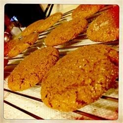 Soft Molasses Cookies II Recipe