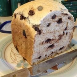 Chocolate Chip Bread I Recipe