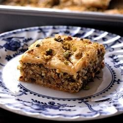 Baklava II Recipe