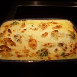 Pasta Broccoli Bake Recipe