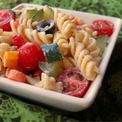 Peppercorn Ranch Pasta Recipe