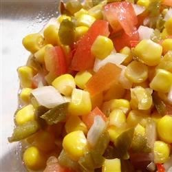 Summer Anytime Crisp Corn Salad Recipe