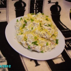 Kristen's Bacon Ranch Potato Salad Recipe