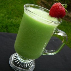 Melon Lime Cooler Recipe
