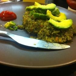 Veggie Quinoa Burgers