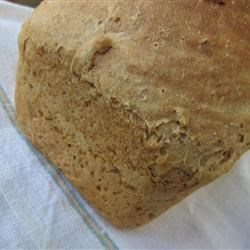 Lisa's Sunflower Bread Recipe