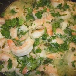 Garlic Shrimp/ Camarones al ajillo.