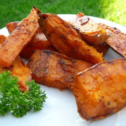 Grilled Chipotle Sweet Potatoes Recipe