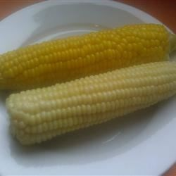 Daddy K's Milk Boiled Corn on the Cob Recipe