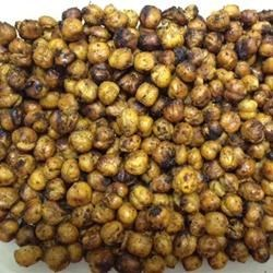 Indian-Spiced Roasted Chickpeas Recipe