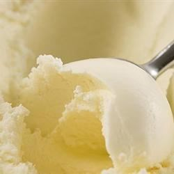 Vanilla Ice Cream X Recipe
