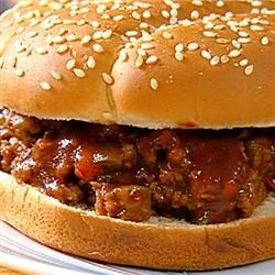 Sloppy Joe Sandwiches |