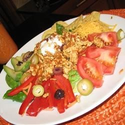Mexican-Style Taco Salad Recipe