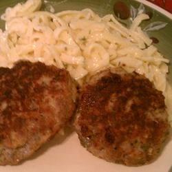 Swabian Meatballs (Fleischkuechle) Recipe